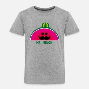 Monsieur Mr. Melon - T-shirt premium Enfant