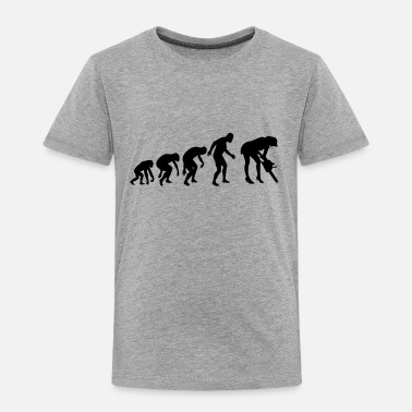 Darwin Evolution Theory GARDEN EVOLUTION SHIRT! - Kids' Premium T-Shirt