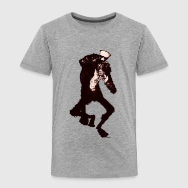 Uncle Sam Devours His Offspring - Kids' Premium T-Shirt