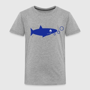 Hai - Shark - Kinder Premium T-Shirt