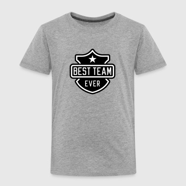 Bestes Team - Kinder Premium T-Shirt