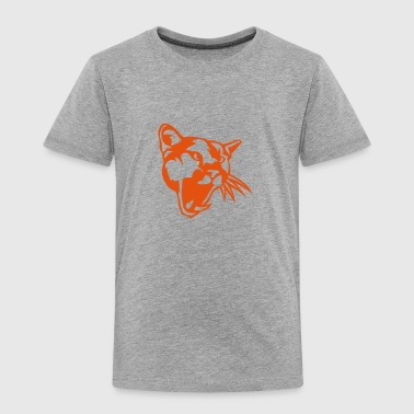cougar animal sauvage 2901 - T-shirt Premium Enfant