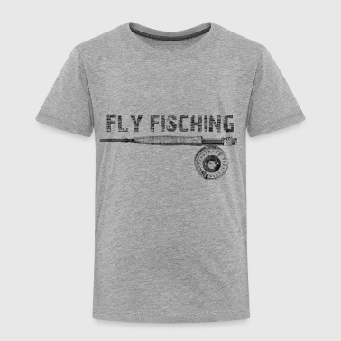 Fly fisching - Kids' Premium T-Shirt