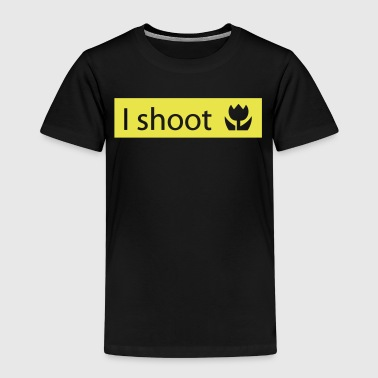 I shoot macro photos - Kids' Premium T-Shirt
