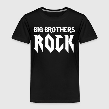 Big Brothers Rock - Kinderen Premium T-shirt