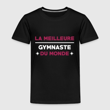 Gymnastique / Gym / Gymnaste / Fitness / GRS - T-shirt Premium Enfant