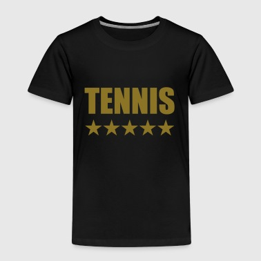 Tennis - T-shirt Premium Enfant