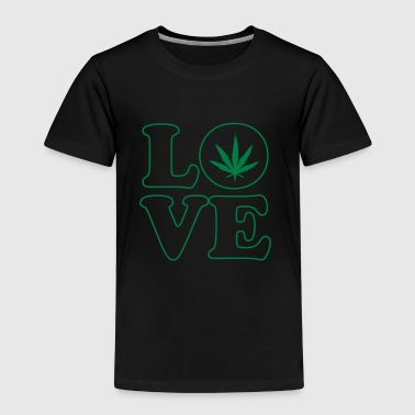 Cannabis - Kinder Premium T-Shirt