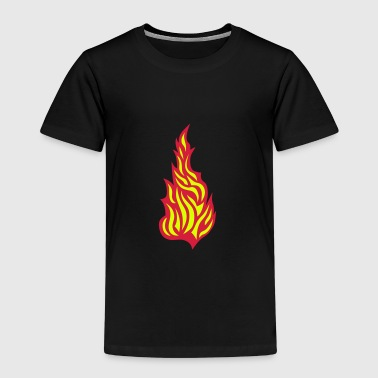 Flame fire 21032 - Kids' Premium T-Shirt