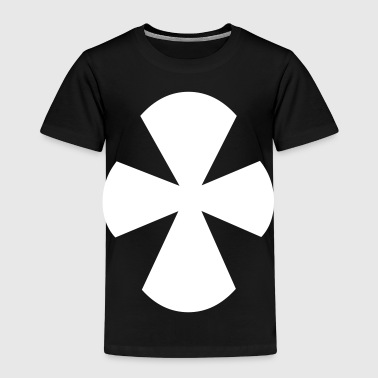 Christian Cross - Kids' Premium T-Shirt
