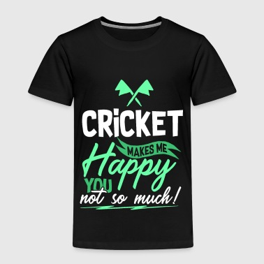 cricket - T-shirt Premium Enfant