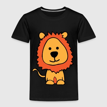 Lion King of the Jungle, Lion King - Kids' Premium T-Shirt
