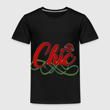 Chic - Premium T-skjorte for barn
