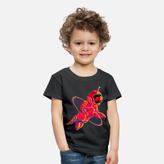 Cool T-Shirts - Trippin Balls Unicorn - Kids' Premium T-Shirt black