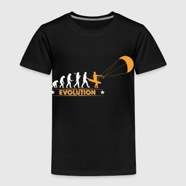 Kitesurf - evolution - T-shirt Premium Enfant