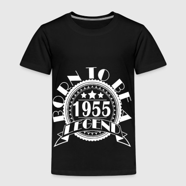 Legend 1955 Født År År År gave - Premium T-skjorte for barn