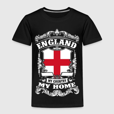England - My country - My home - Kids' Premium T-Shirt