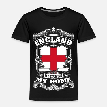 Union Jack England - My country - My home - Kids' Premium T-Shirt