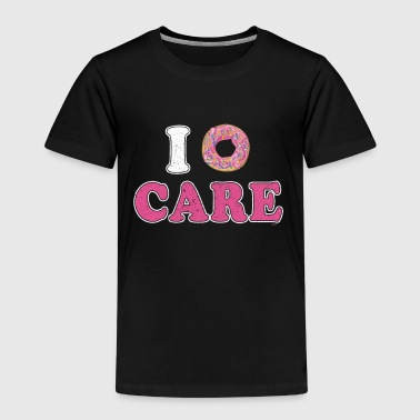 I Donut Care - Kinderen Premium T-shirt