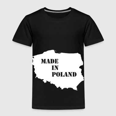Made in Poland - Kinder Premium T-Shirt
