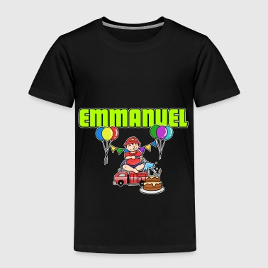 Fire Department Emmanuel Gift - Kids' Premium T-Shirt