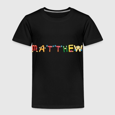 Matthew - Kinder Premium T-Shirt