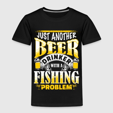 Beer Drinker - Fishing Problem - EN - Kinderen Premium T-shirt