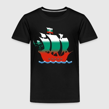 piratenschiff_bulgarien - Kinder Premium T-Shirt