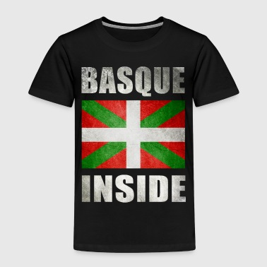 Basque inside drapeau 3 - T-shirt Premium Enfant