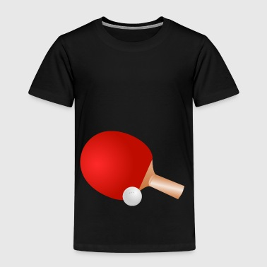 bordtennis Pingis tennis bat11 - Premium-T-shirt barn