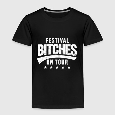 Festival Bitches on Tour - Kinderen Premium T-shirt