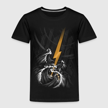 Musical Storm - Kids' Premium T-Shirt