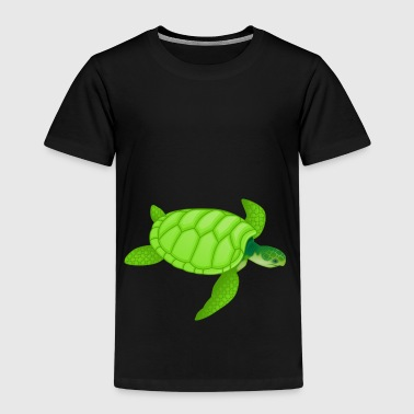 Sea Turtle sea turtle - Kids' Premium T-Shirt