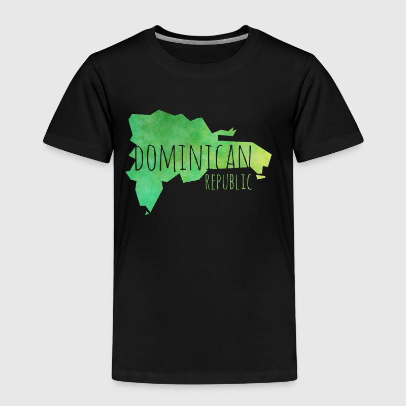 Dominican Republic - Kinder Premium T-Shirt