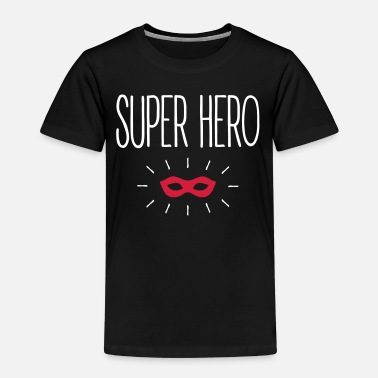 Héros Super Hero - T-shirt Premium Enfant