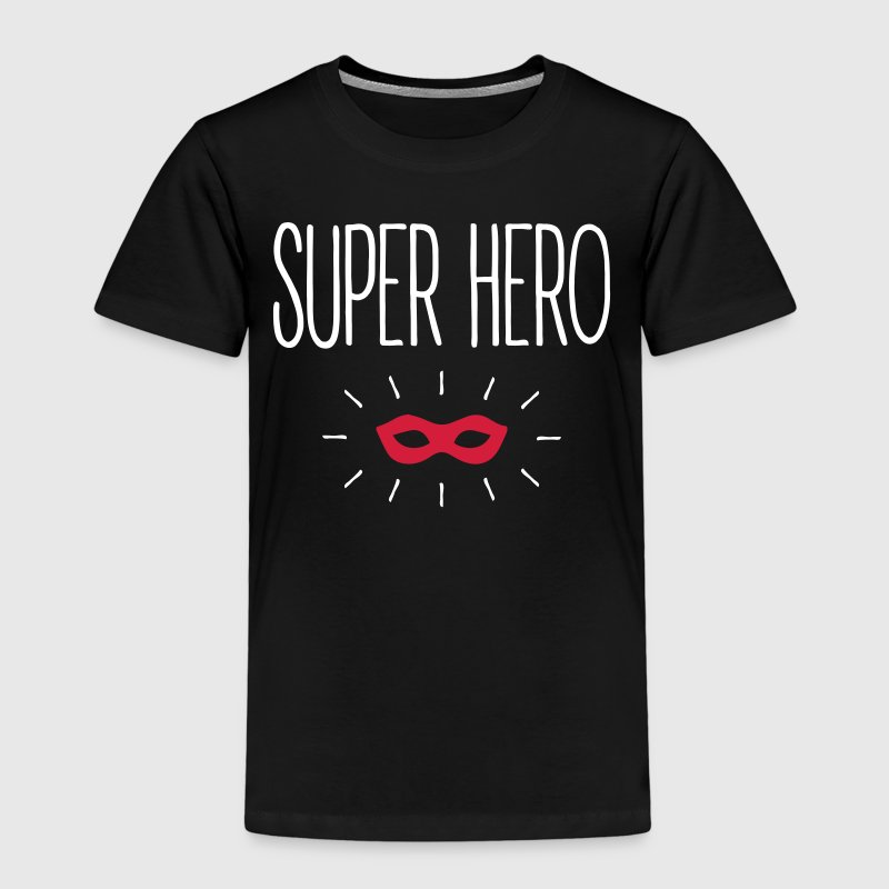 Super Hero - T-shirt Premium Enfant