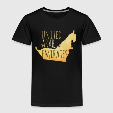 United Arab Emirates - Kinder Premium T-Shirt