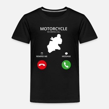Phone Call Mobile Phone - Kids' Premium T-Shirt