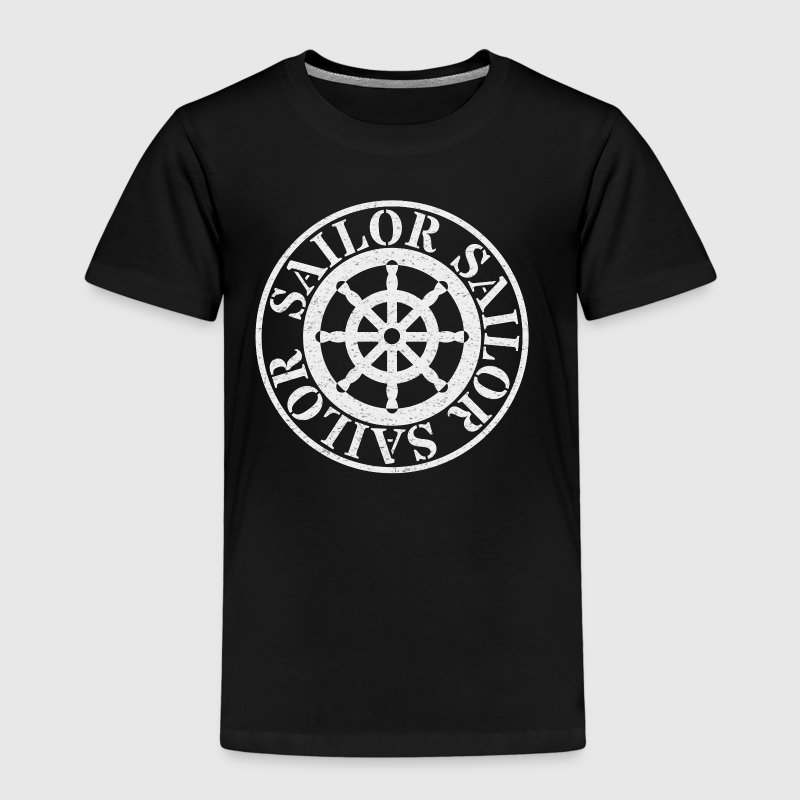 sailor matroos - Kinderen Premium T-shirt