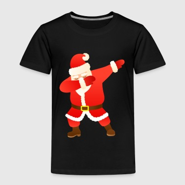 Santa Dab Dance Illustration | Christmas Gift - Kids' Premium T-Shirt