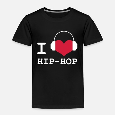 Hip I Love Hip-Hop - Kids' Premium T-Shirt