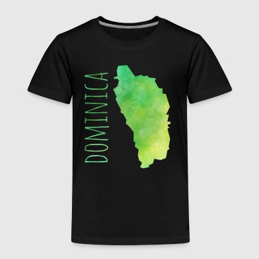 Dominica - Kinder Premium T-Shirt