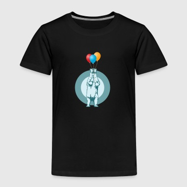Polar Bear - Kinderen Premium T-shirt