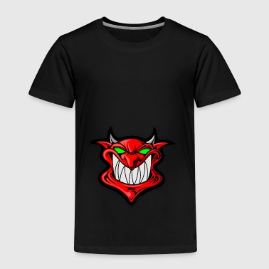 Devil Female devil - Kids' Premium T-Shirt