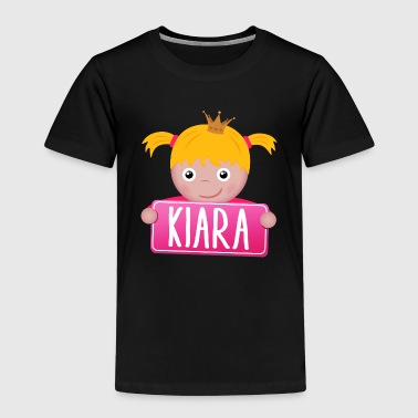 Kiara Little Princess Kiara - Kinderen Premium T-shirt