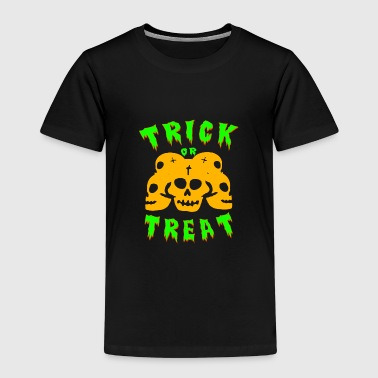 Trick Trick or treating! Trick or treat! - Kids' Premium T-Shirt