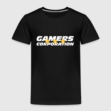 Corporation Gamers Corporation - Børne premium T-shirt