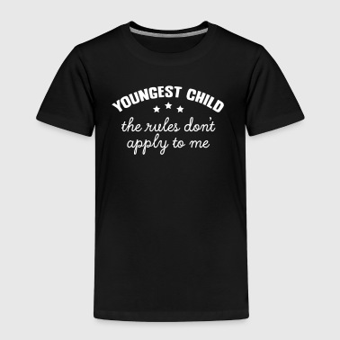 Oldest - Middle - Youngest Child (3/3) - Kinder Premium T-Shirt