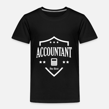 Accountant Enterprise Accountant / Accounting / Buchhalter / Comptable - Kids' Premium T-Shirt
