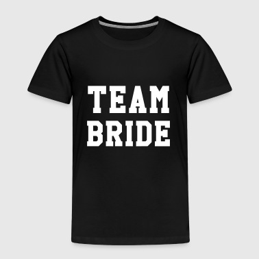 Team Bride - Wedding - Camiseta premium niño